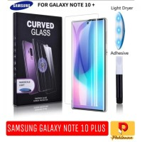 Tempered Glass Samsung Galaxy Note 10 Pro / Plus + Tempered Glass UV