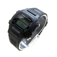 CASIO SPORTS ILLUMINATOR WR100M Jam Tangan Digital Pria ( ORIGINAL )