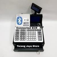 Mesin Kasir Casio SR-S500 Cash Register Casio S500 Connected ECR
