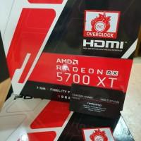VGA SAPPHIRE - PULSE RX 5700XT 8G GDDR6 / PULSE RX5700 XT 8 GB