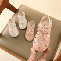 sepatu sandal flat pita korea anak perempuan cewek impor lucu murah