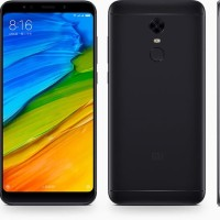 New Arrival Xiaomi Redmi 5 Plus 3-32GB - BLACK Garansi Resmi TAM -