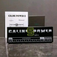 Caline Power Supply pedal CP 05 top collection