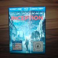 Inception Blu-Ray + DVD
