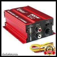 Kinter Amplifier Speaker 2 channel 500W Murah ELE-123
