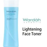 Wardah Lightening Face Toner 150