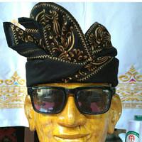 udeng batik motif samblung khas bali