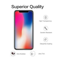 IPHONE 6 6S 7 7S 8 PLUS XS MAX XR TEMPERED GLASS ANTI GORES KACA