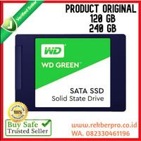 Jual SSD WD Green 120GB 240GB SATA3 original