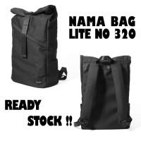 TAS NAMA LITE NO 320 BLACK - WATERPROOF