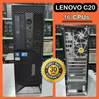 Lenovo ThinkStation C20 16 CPUs