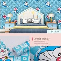 Wallpaper Big Doraemon 45cm x 10mtr ~ Wallpaper Sticker Dinding