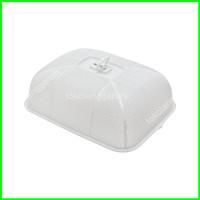Appetite Tudung Saji Persegi 45.5x35 Cm - Putih