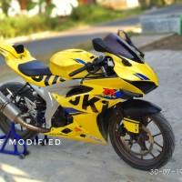 kedok GSX topeng GSX visor GSX r150 model Ducati