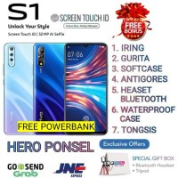 VIVO S1 RAM 4/128 GB GARANSI RESMI VIVO INDONESIA