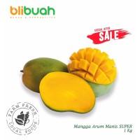 Mangga Harum Manis PREMIUM 1Kg / Mango / Buah Mangga / Arum Manis