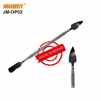 Jakemy JM-OP02 Metal Spudger Prying Opening Repair Tool Kit