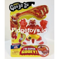 Heroes of Goo Jit Zu Blazagon Action Figure - Hot Toys 2019