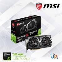 VGA MSI Geforce GTX 1650 Gaming X 4GB - Gaming X 4 GB DDR5