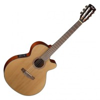 Cort CEC 5 CEC5 NAT Acoustic Electric Classic Guitar ss