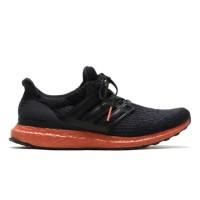 Sepatu Adidas Ultra Boost 4.0 Black Brown Premium BNIB Sneakers Pria