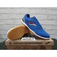 Sepatu Futsal Joma Superflex Royal Blue Original Flexs.904.ps