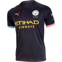 Manchester City Away Jersey 2019/20 Puma Dry Cell