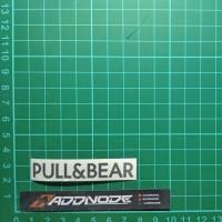 Sticker / Stiker Visor Helm Pull & Bear V.1