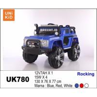 Mobil Mainan Aki Anak Unikid Jeep UK 780 Rocking