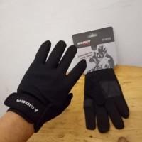 sarung tangan eiger new riding glove basic full sarung tangan motor