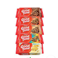 biskuit good time snack cokelat 70gr