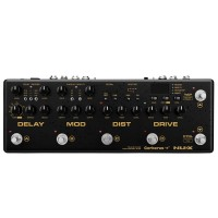 Top # NUX Cerberus Multi Function Guitar Effect Pedal Integrated
