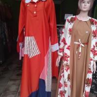 long dress kombi