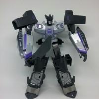 Mainan Robot Metal Transformers Battle Kingkong- Megatron Commander
