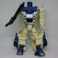 Mainan Robot Metal Transformers Magmax Strike- Racing Car J8018G