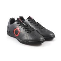 Sepatu Futsal Ortuseight Catalyst Oracle IN Black