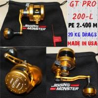 Reel JIGGING MONSTER OH GT PRO 200-L