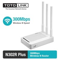 TOTOLINK N302R Plus 300Mbps Wireless N Router