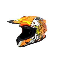 Helm GIX Cross Motif Night Owl Original Helm Cros