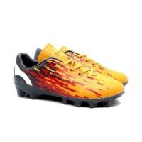 Ortuseight Blizzard FG JR (Sepatu Bola Anak/Junior) - Tangerine
