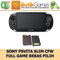 PS VITA PSVITA SLIM CFW Henkaku 128 GB