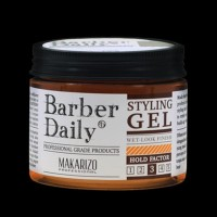 Makarizo Barber Daily Wet Look Styling Gel 120gr