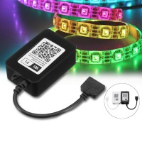 LED Strip DC12V 4PIN Mini ECHO Alexa Remote Control WiFi Controller
