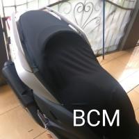 Selimut Sarung Cover Jok Motor Xmax Yamaha - Cokelat