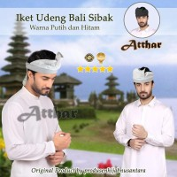 Iket Udeng Bali Sibak