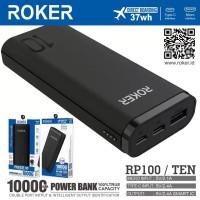 Powerbank Roker Rp100/ Ten 10000Mah