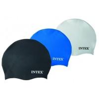 Intex Silicone Swim Cap. Topi Renang Silikon Anak