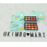ODBO Oops! Eyeshadow Palette Cutest Collection no.2 100% ORIGINAL