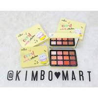 ODBO Oops! Eyeshadow Palette Cutest Collection no.1 100% ORIGINAL