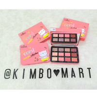 ODBO Oops! Eyeshadow Palette Cutest Collection no.3